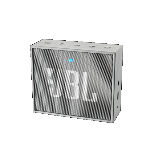 Bocina Jbl Go Bluetooth super Portatil Recargable (color gris)